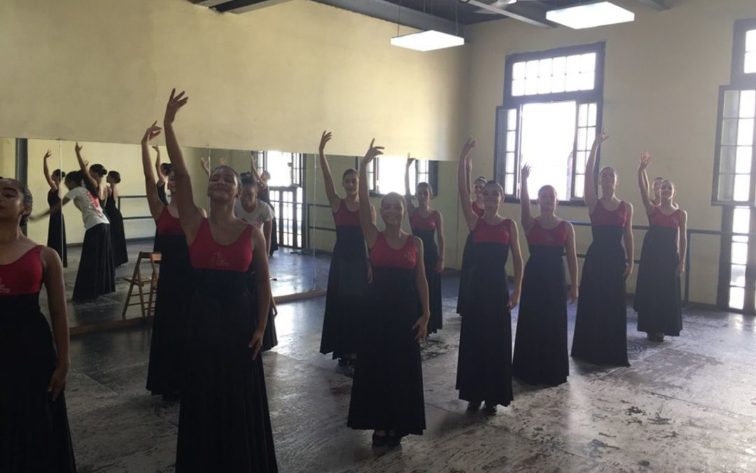 An Inside Look at a Cuban Dance School