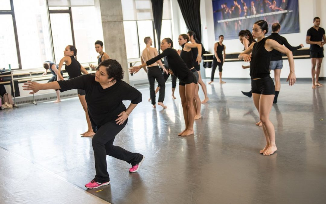 Ballet Hispánico Is Cultivating Professional Development in New ChoreoLaB Workshop for Dancers