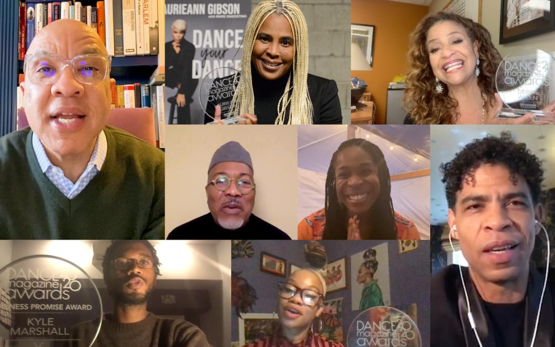 The 2020 Dance Magazine Awards Celebrated Outstanding Talent, Leadership & Joy